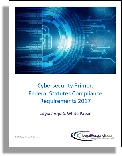 Cybersecurity Primer White Paper Cover